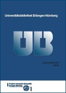 Titelbild des Jahresberichts 2010