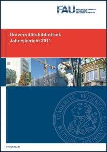 Titelbild des Jahresberichts 2011