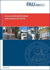 Titelbild des Jahresberichts 2014