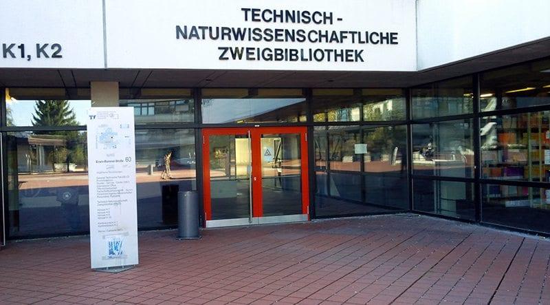 Information Technisch-naturwissenschaftliche Zweigbibliothek (TNZB)
