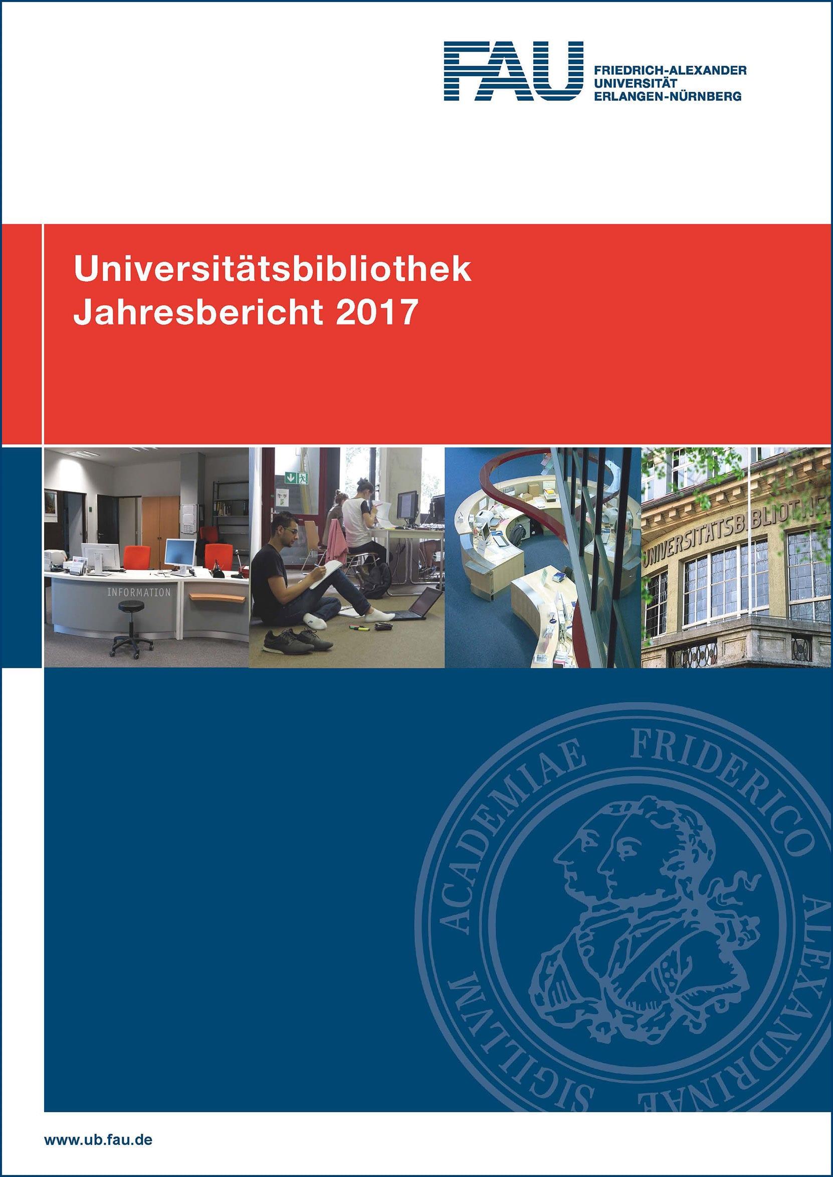 Umschlag Jahresbericht 2017
