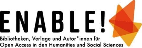 "Zum Artikel ""FAU University Press unterzeichnet ENABLE!-Mission Statement"""