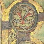 Initiale aus einer mittelalterlichen Handschrift