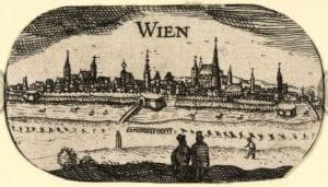 Ansicht von Wien