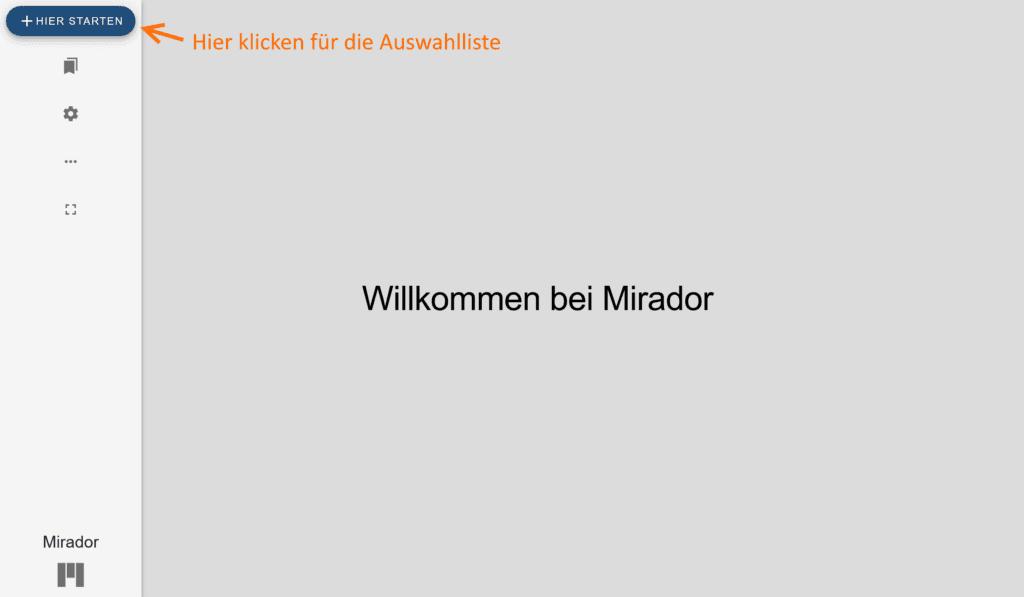 Startseite Mirador